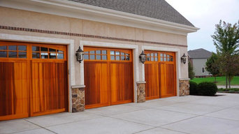 Wooden Carriage Doors