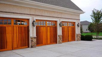 Wooden Carriage Doors