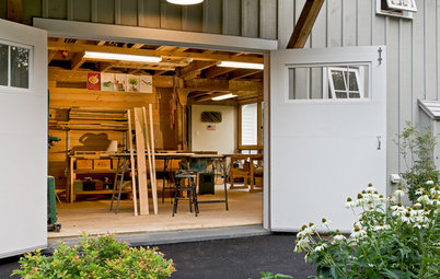 Stressed Out? Try Hitting the Woodshop