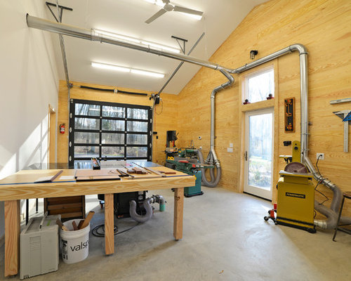 Home Workshop Workbench | Houzz