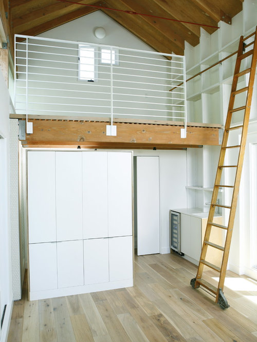 Loft And Rolling Ladder Houzz