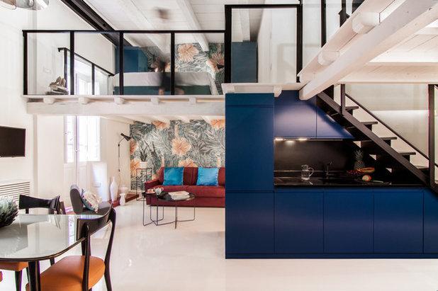 Contemporain Salon by Mauro Soddu
