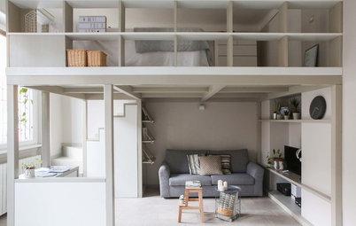 Abitare in 40 Metri Quadri: 4 Progetti a Confronto