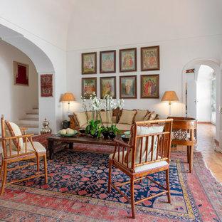 Foto di un soggiorno mediterraneo