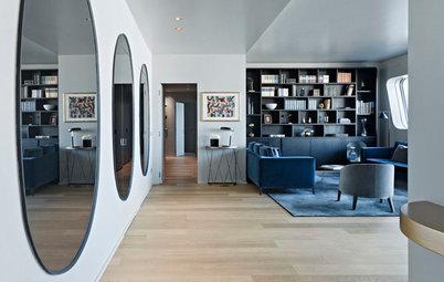 Visite Privée : L'art de rénover un appartement signé Zaha Hadid