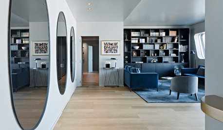 Milan Houzz Tour: Caring Updates to a Zaha Hadid-Designed Home