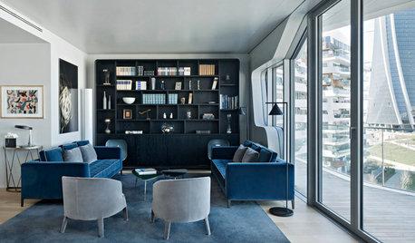 Houzz Tour: Sådan indretter man et hjem designet af en legende