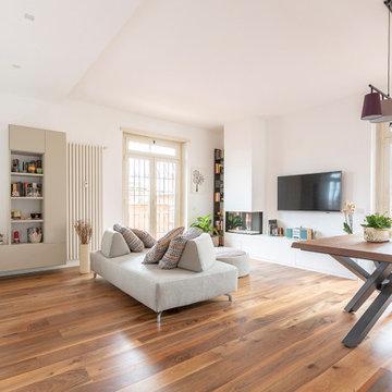 Appartamento 80mq ristrutturato Roma Monte Verde