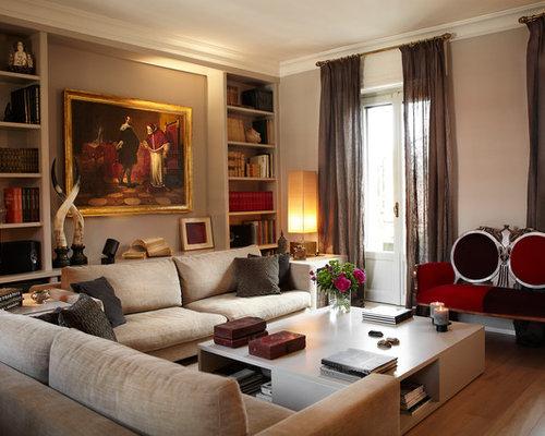 Appartamento a milano for Saloni eleganti