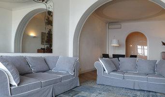 Appartamento a Nizza, Francia - il soggiorno