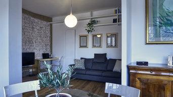 Appartamento a Roma 1 - Ristrutturazione & Interior design