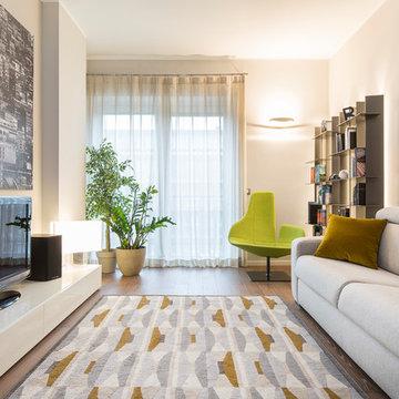 Appartamento design lovers, Milano