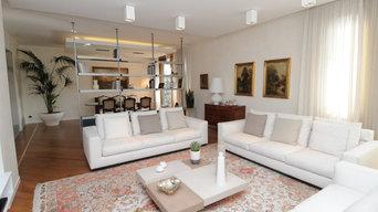 Appartamento in centro 200 mq  -  M.M.