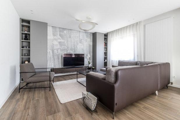 Moderno Salotto by Desearq Studio