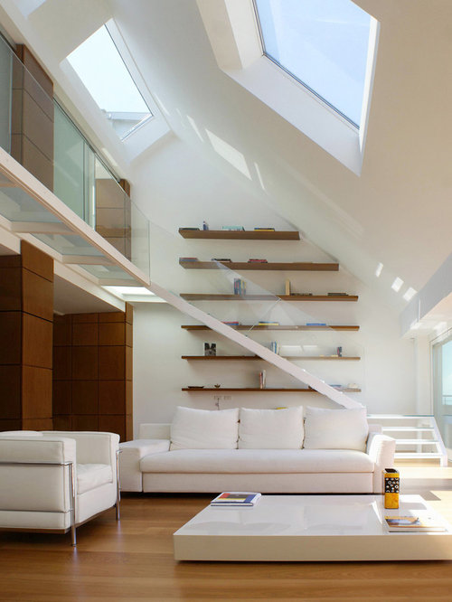 Mountain Modern Digs Contemporary Living Room Houzz