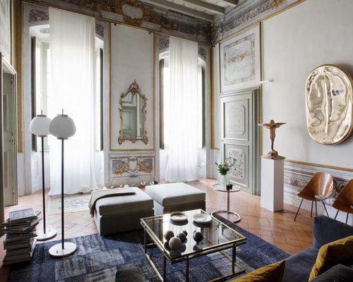 Foto e idee per arredare una casa vittoriana for Casa vittoriana in mattoni