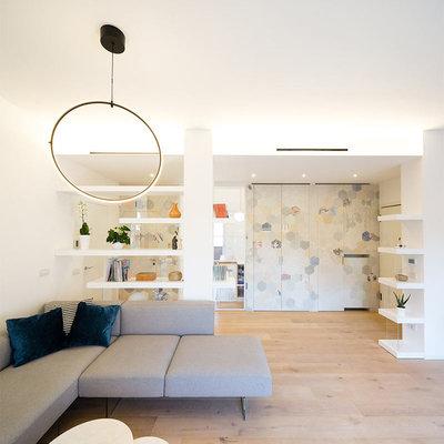 Moderno Soggiorno by 23bassi | Studio di architettura