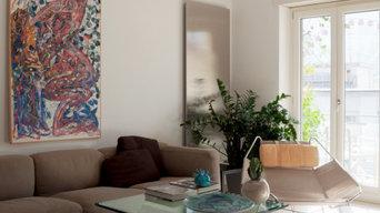 Casa BL_ il calore della luce, un Appartamento con vista [160mq]
