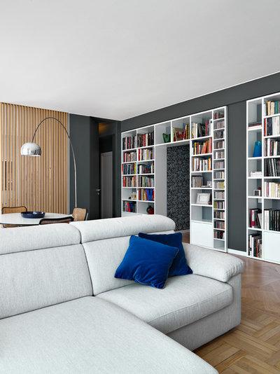 Moderno Soggiorno by Emanuela Terrile