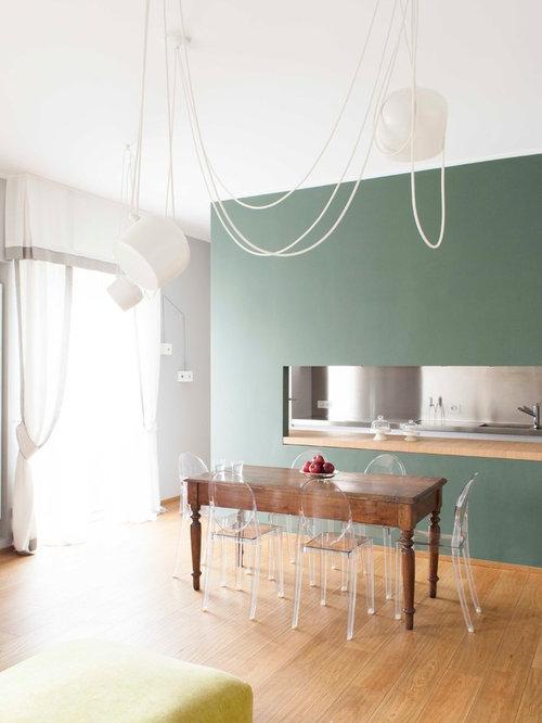 soggiorno con pareti verdi - foto e idee per arredare - Soggiorno Pareti Verdi 2