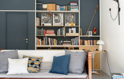 Houzz Tour: A Former Garage Becomes a Beautiful Light-Filled Home