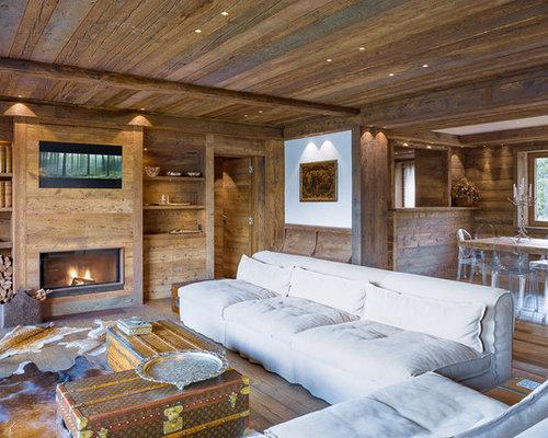 Foto e idee per arredare una casa in montagna italia - Idee arredamento casa montagna ...