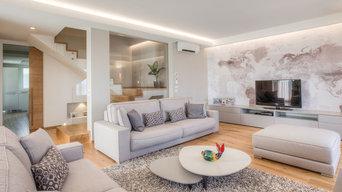 Casa contemporanea elegante | 240 mq