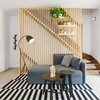 9 Times a Wooden Slatted Screen Made a Room