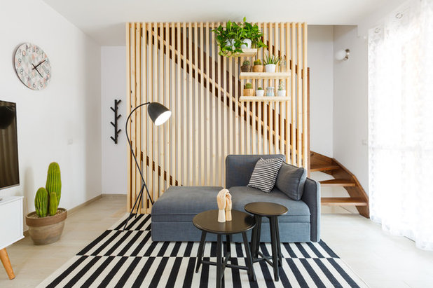 9 Times A Wooden Slatted Screen Made A Room Houzz Uk
