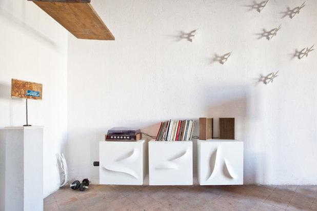 Eclettico Salotto by Cristina Cusani