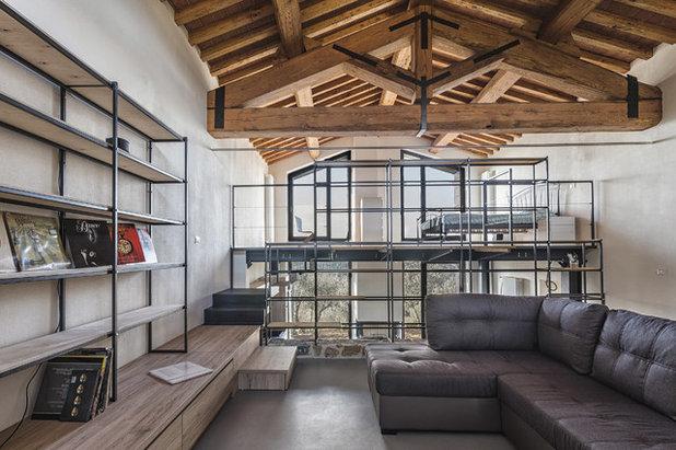 Country Salotto by ora architetti