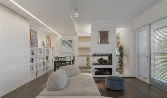 Casa NM - Dettagli pavimento in legno