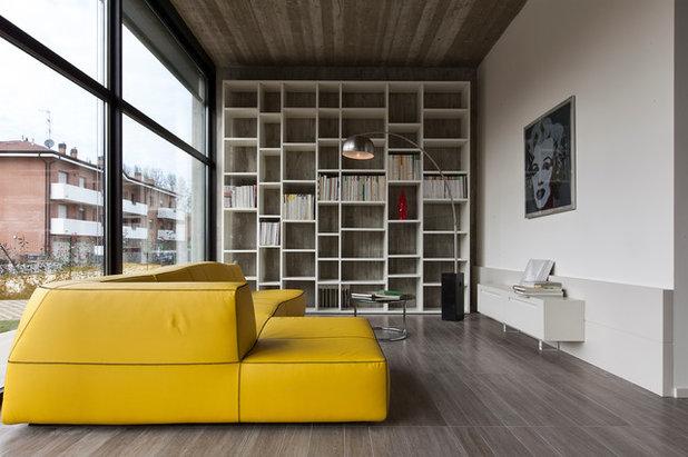 Contemporáneo Salón by Francesca Anichini Studio