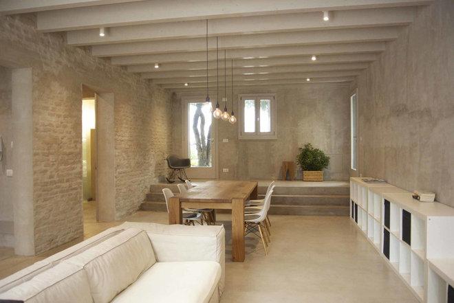 Contemporaneo Soggiorno by Studio di Architettura DISEGNO
