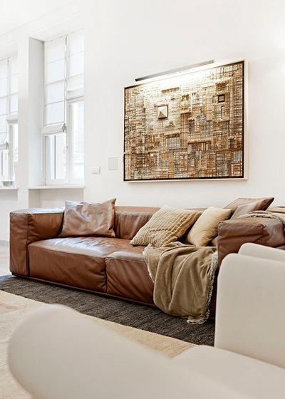 Moderno Salotto by BRANDO concept
