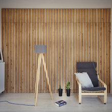 rivestimento legno - interni