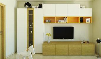 Fancy, living moderno su misura e porte interne Made in Italy.