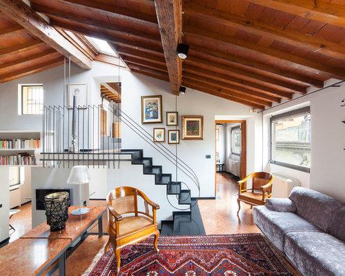 Scale in soggiorno - Foto e idee   Houzz