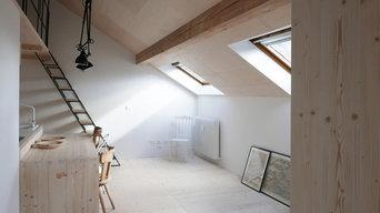 FWH HOUSE - Living