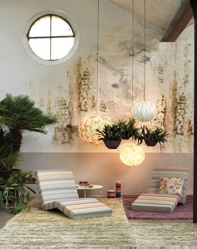 Contemporary Living Room by MissoniHome  official Page