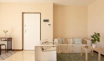 HOME STAGING - abitazione vuota che finalmente sà di casa
