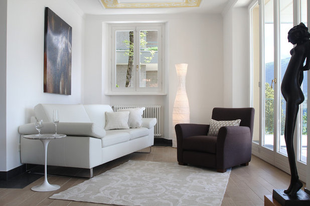Contemporary Living Room by Karisma Home Staging