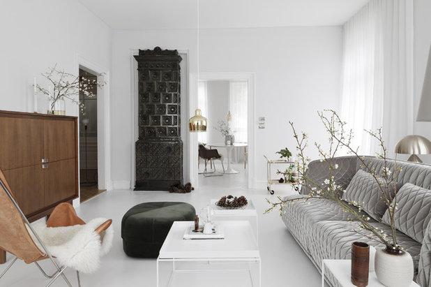 Graues Sofa dekorieren: 7 coole Styling-Ideen