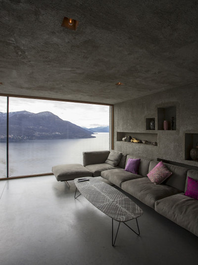 Modern Living Room by Alessio Guarino Photography