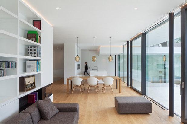 Moderno Soggiorno by monovolume architecture + design