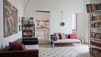 L'anima moderna di un appartamento partenopeo   140 mq