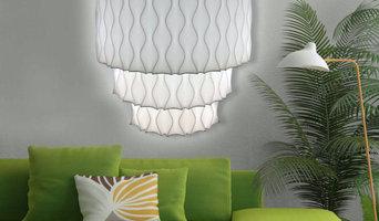 Lampada stampata in 3D