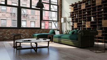 LIVING – Render fotorealistici d'interni