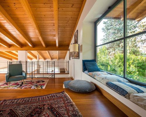 Soggiorno in montagna foto e idee per arredare for Progetti di case in stile loft