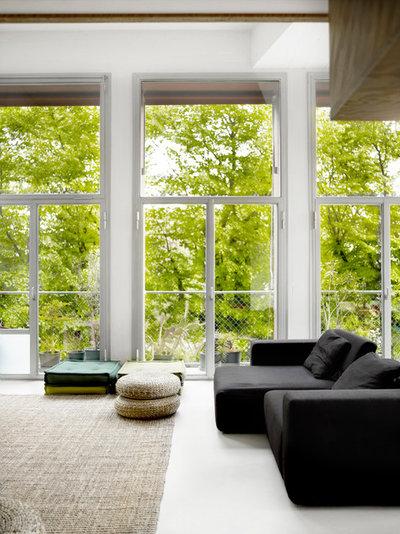 Pulire i vetri 5 tecniche per risultati brillanti - Pulire vetri finestre ...